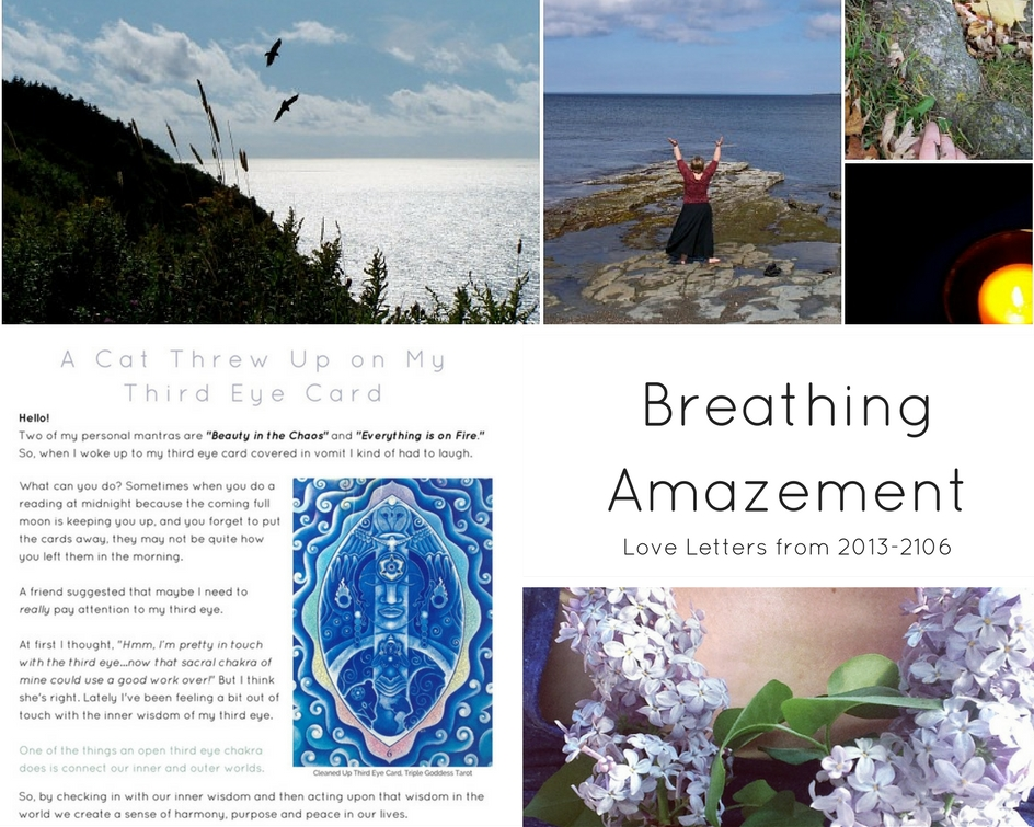 Breathing Amazement E-book